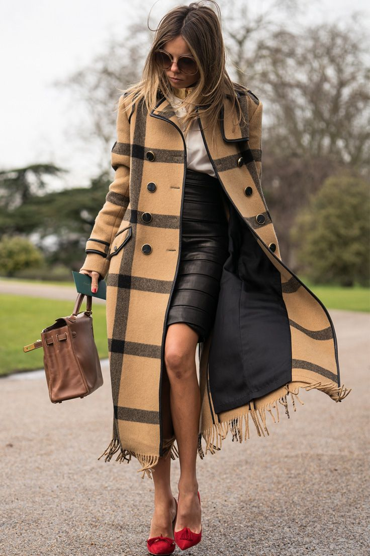 6b878a898ce Stepping out in style  SaksStyle Chaquetas
