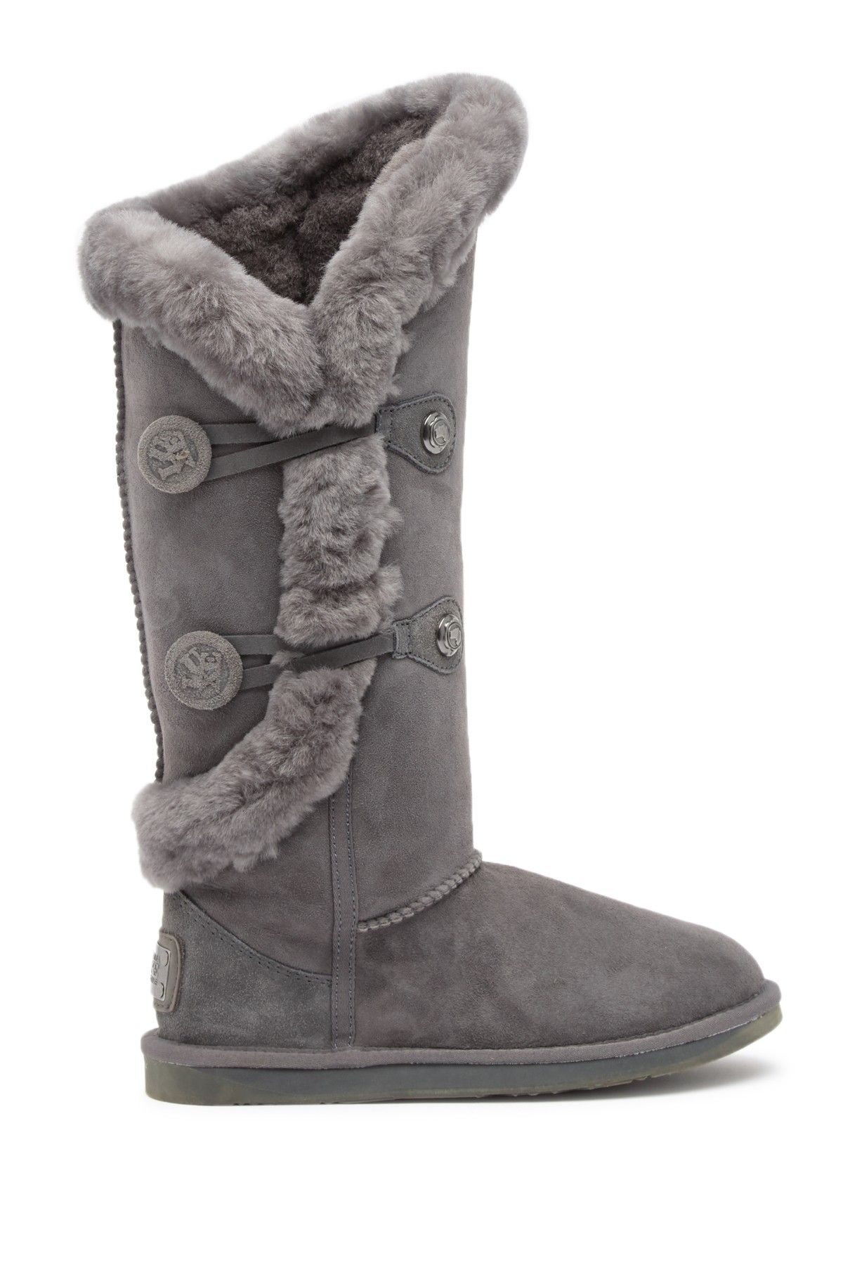 2a606080633 Australia Luxe Collective   Nordic Tall Genuine Shearling Lined Boot ...