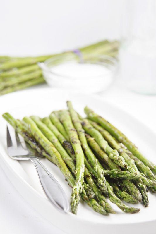 Caramelized Grilled Asparagus