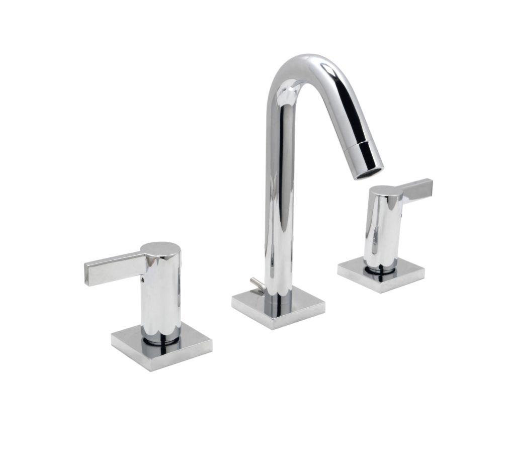 Kohler Devonshire Widespread Bathroom Faucet With Lever Handles ...