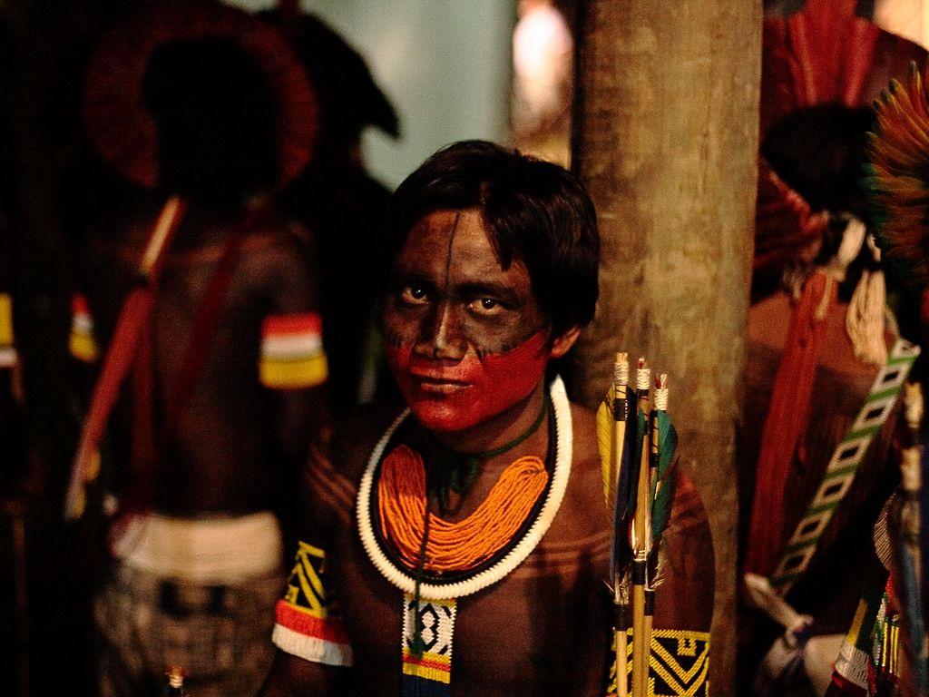 kayapo | Tribal culture, Amazon tribe, Martin schoeller