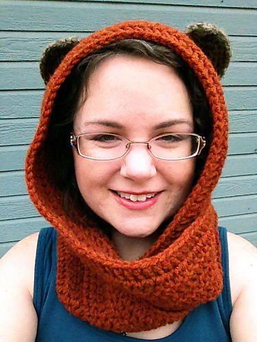 Ewok Inspired Crochet Scoodie | Regalitos y Patrones