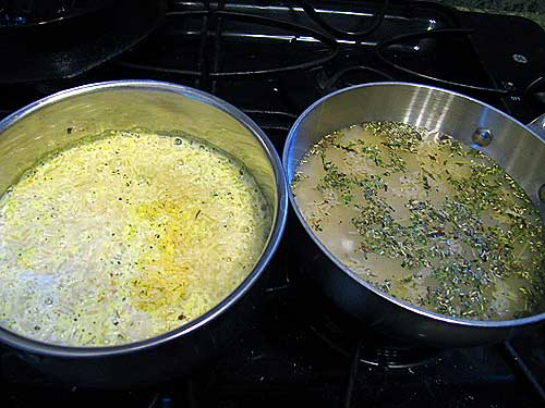 Pin By Hippie Homestead On Copycats Herb And Butter Rice
