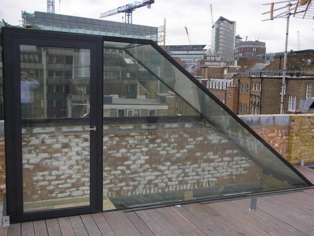 Pin De Daniel Hopkins En Roof Terraces Escaleras