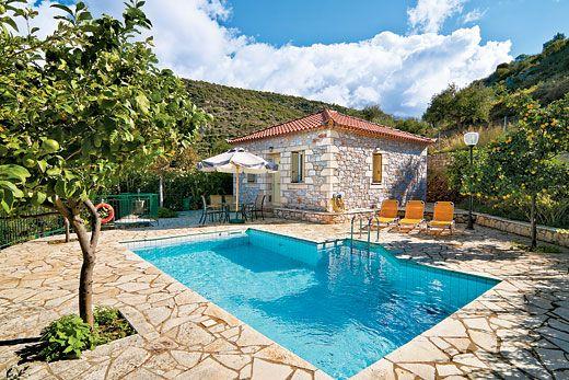 Elies Hotel Kardamili Greece