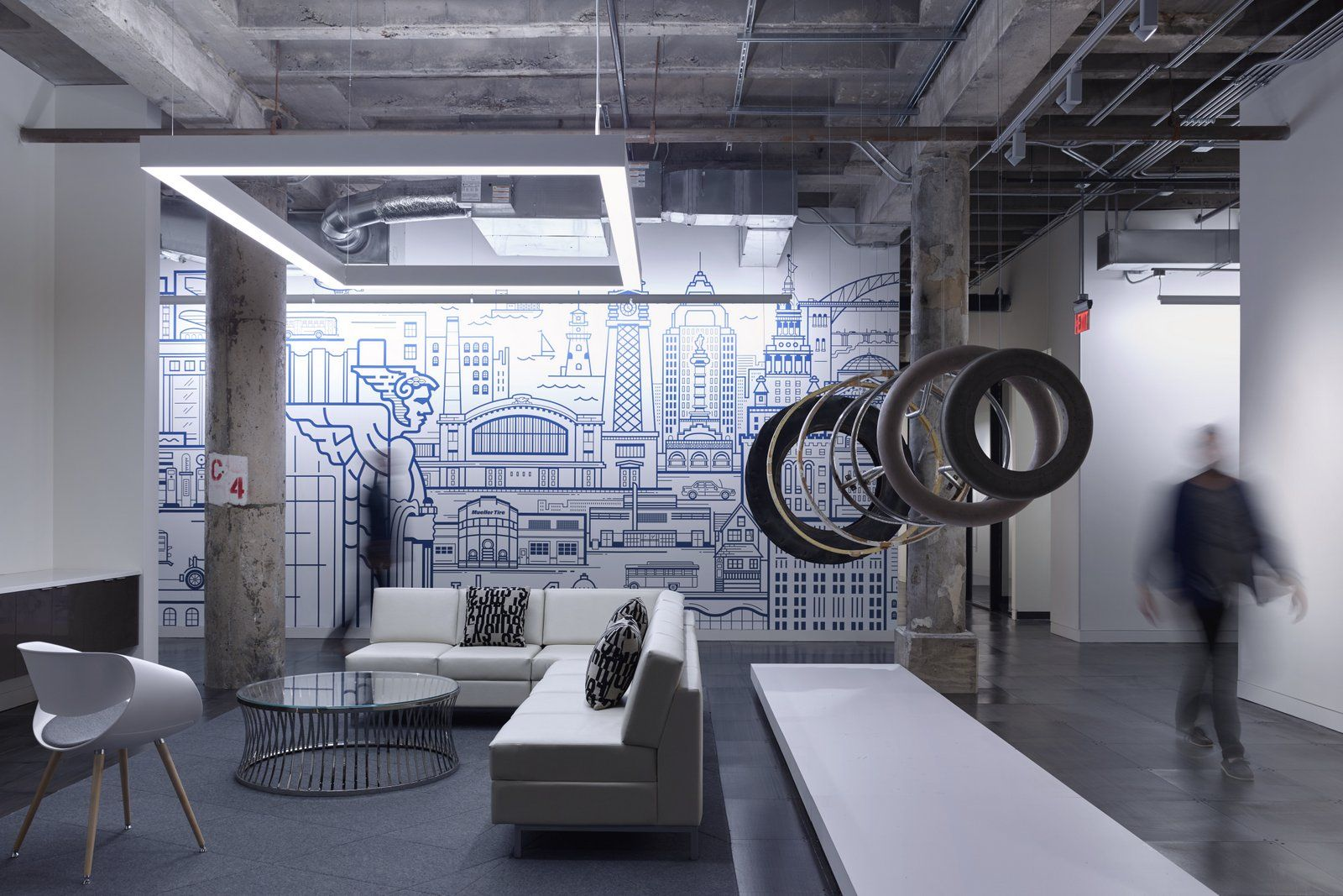 Dealer Tire Offices   Cleveland   Office Snapshots Office Interior Design,  Office Interiors, Office