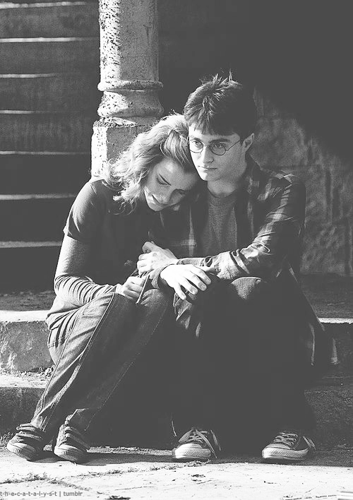 Hermione dating prins harry