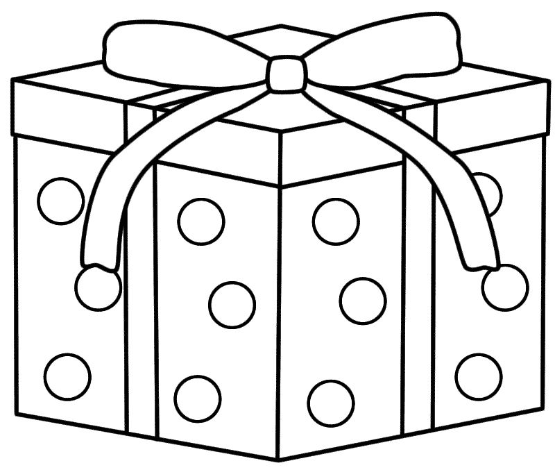 Coloring Page Christmas Present Coloring Pages Christmas Gift Coloring Pages Christmas Coloring Pages