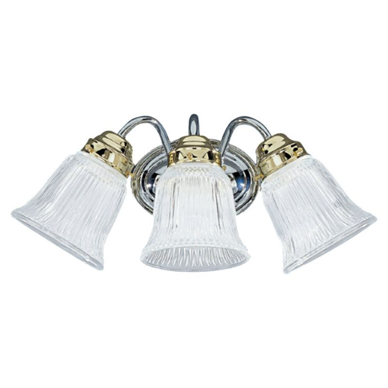 Chrome Bath Lighting Fixtures | Chrome polished brass light fixtures ...