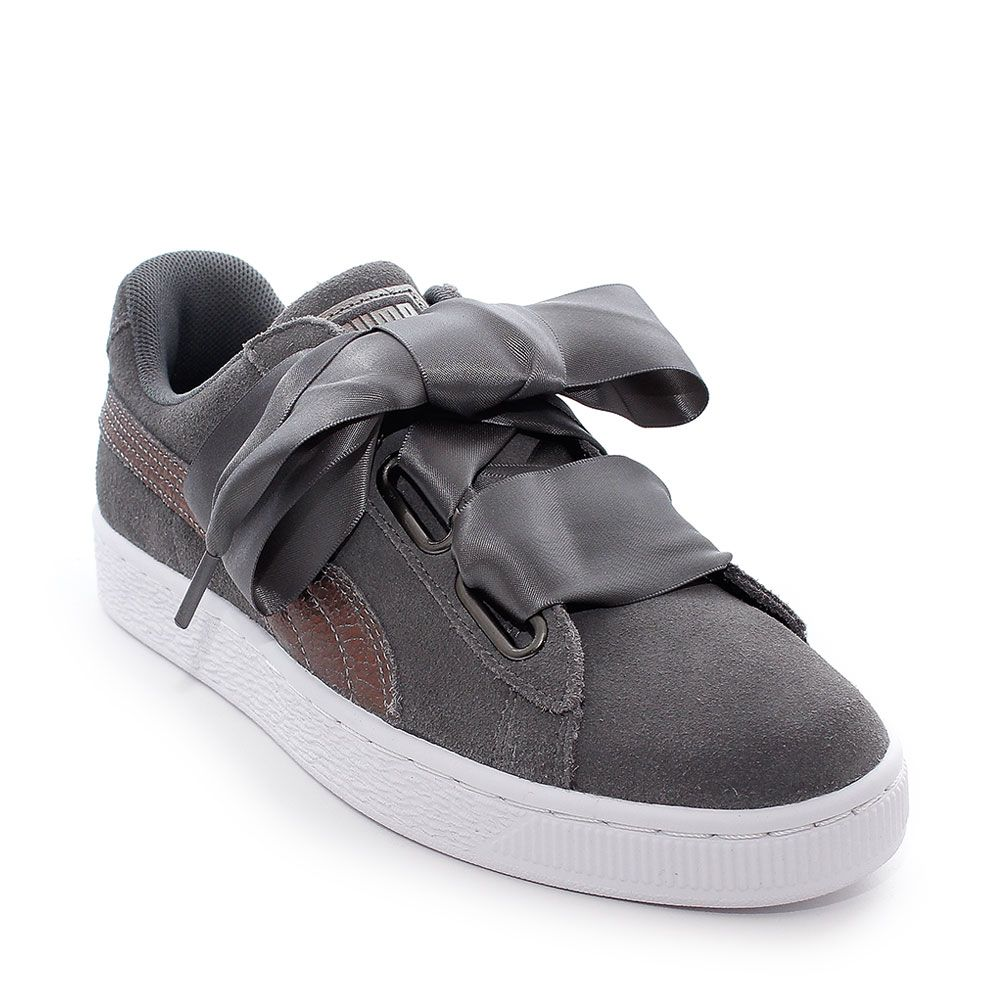 Puma Suede Heart LunaLux Wn's Smoked
