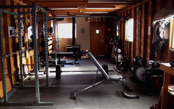 Inspirations & ideas gallery pg 4 garage gym inspirations