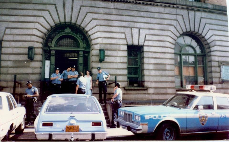 73rd precinct brownsville brooklyn early 80s