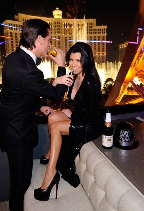 Kourtney& Vegas