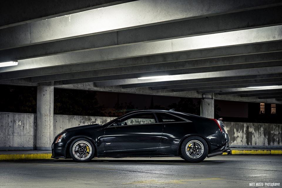 Cts V2 Racing By Weapon X Motorsports Weld Rts S71 17 Rear Drag