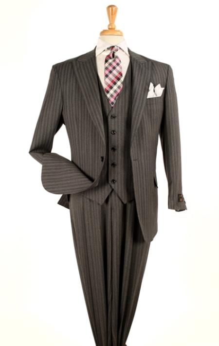1930s Style Mens Suits New Suits Vintage Style 1930s Mens