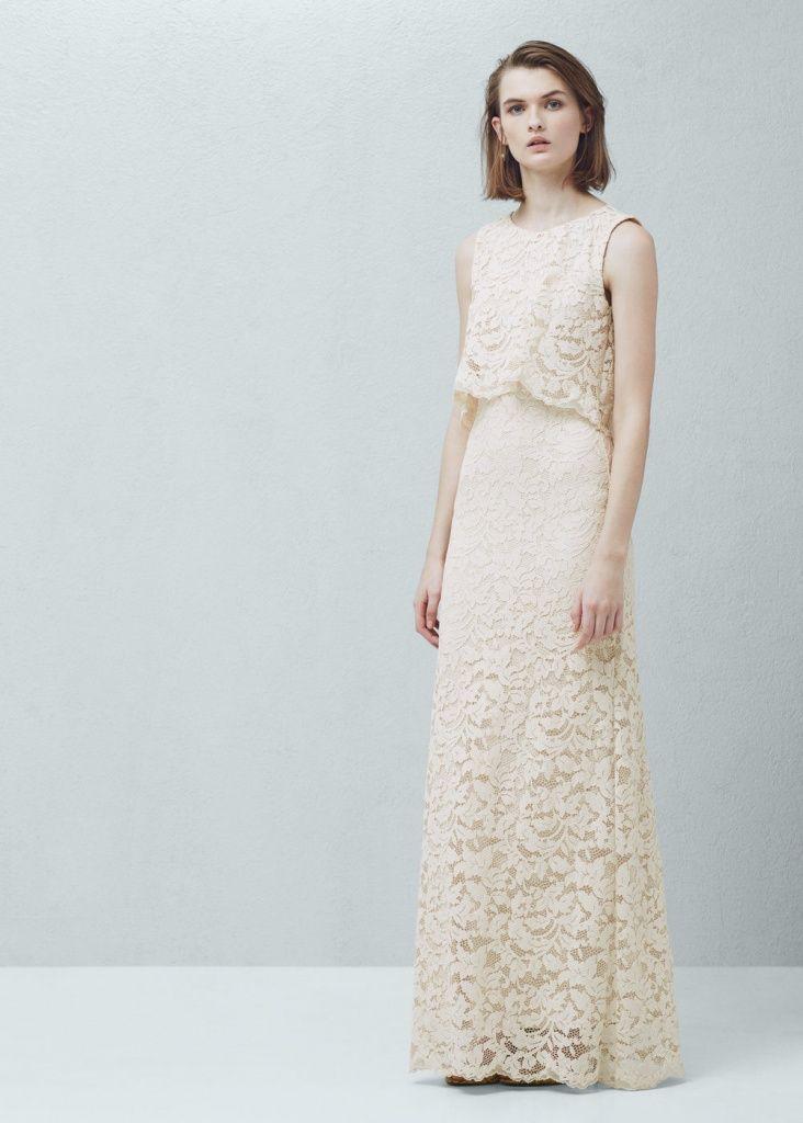 c78054c8447b Robe longue Mango   75 robes longues de toute beauté