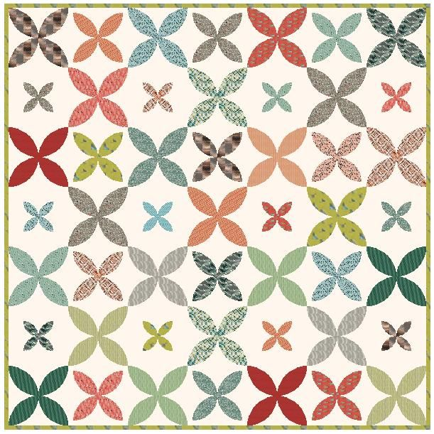 Gen X Quilters - Quilt Inspiration | Quilting Tutorials & Patterns ... : orange peel quilt - Adamdwight.com