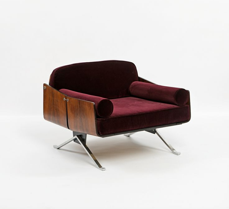 Lounge Chair by Jorge Zalszupin Attributed | 1960s