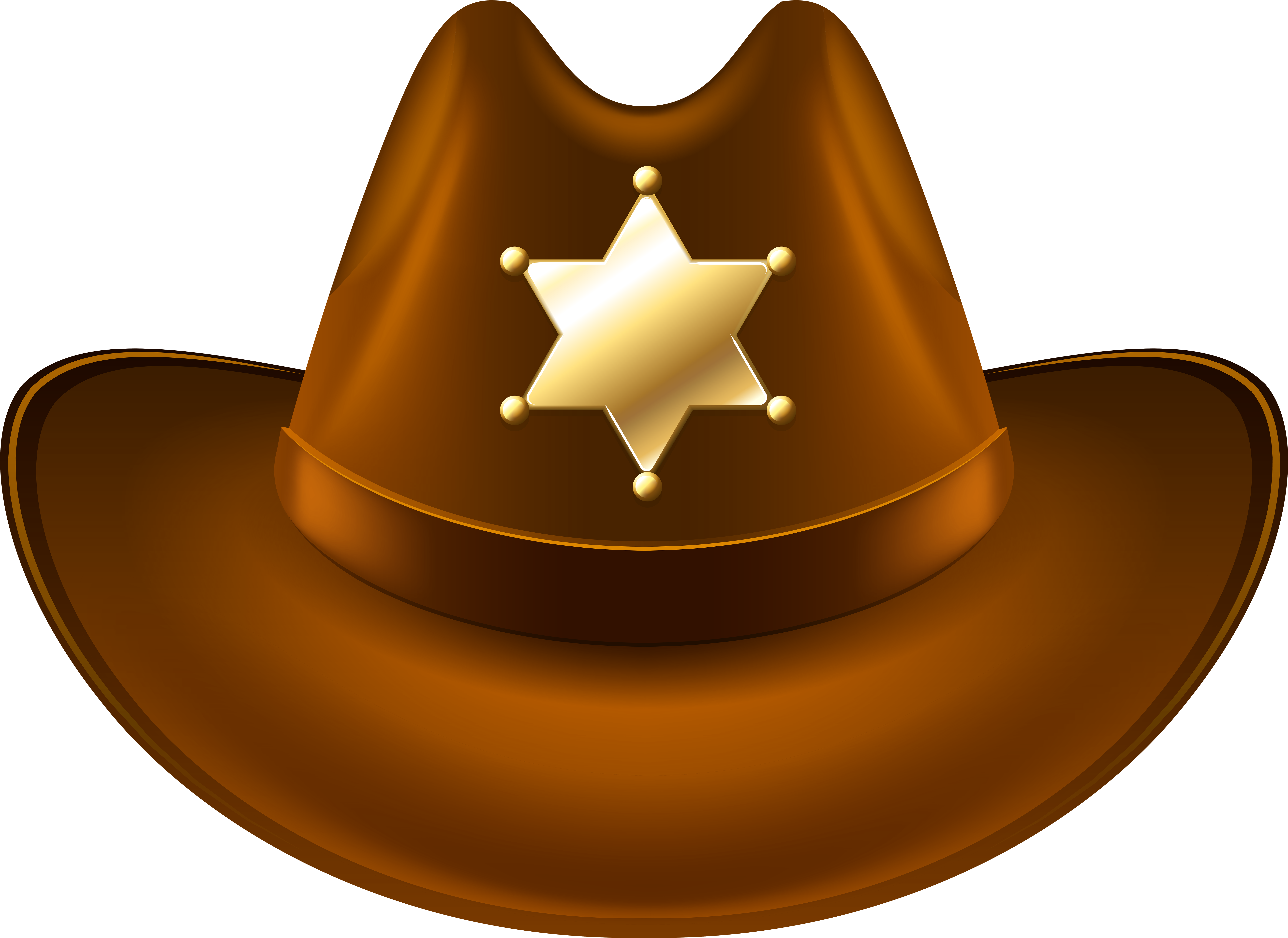 Cowboy Hat Clipart To Download Sheriff Badge Cowboy Hats Badge