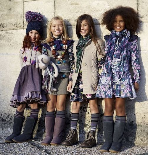17 Best images about Children's Fashions on Pinterest | Kids ...