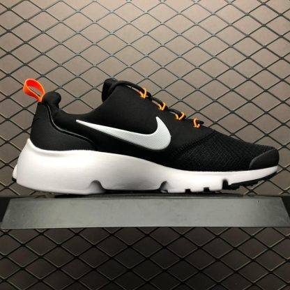 7fab7a8542aa Latest Mens Nike Air Presto Fly Just Do It Black Orange AQ9688-001-4
