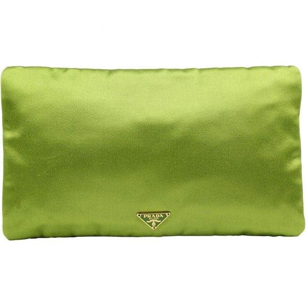 Prada Pre-owned - Cloth clutch bag S4pmTuK1