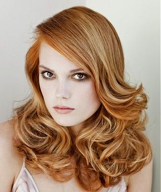 A Long Blonde straight coloured multi-tonal womens hairstyle by Lockonego