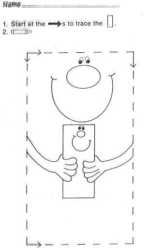 pin von christine kutyi auf vorschule geometrische formen arbeitsbl tter und schule. Black Bedroom Furniture Sets. Home Design Ideas