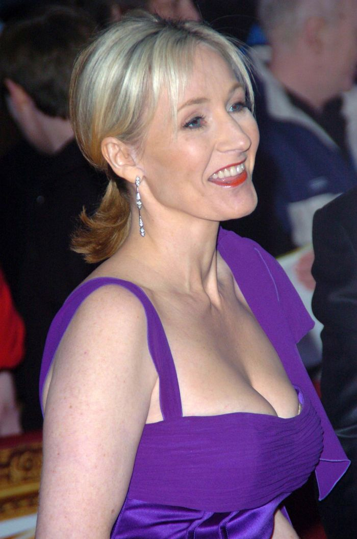 Image result for j. k. rowling young sexy photo