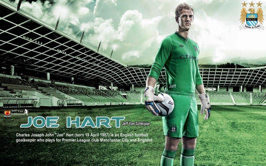 Joe Hart Manchester City #Goalkeeper 2012-2013 HD Best Wallpapers --- Inspiration for our own ...