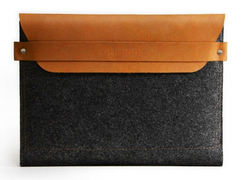 gorgeous iPad sleeve from dutch designers, mujjo.