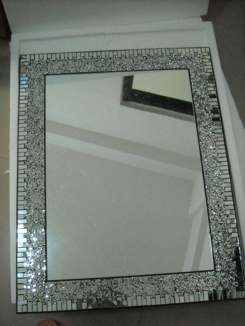 Charmant 25+ Best Bathroom Mirror Ideas For A Small Bathroom | Mosaic Bathroom, Bathroom  Mirrors And Mosaics