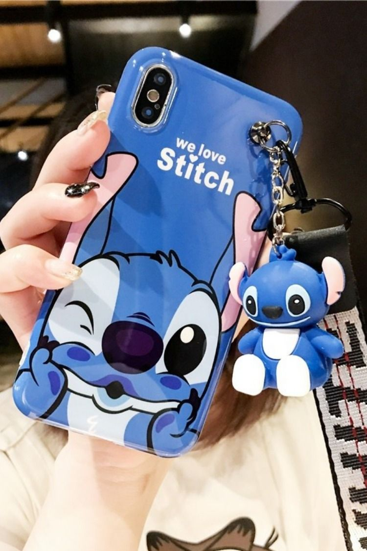 4 01super Cute Stitch Iphone Cases Iphone Cases Cute Stitch Phone Cases