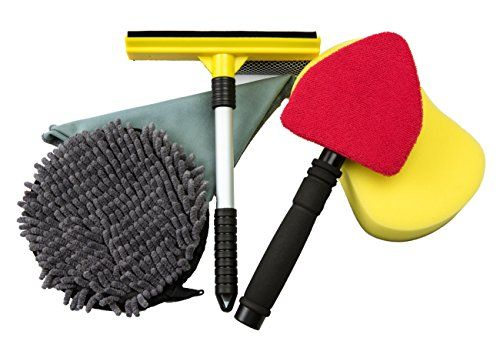 Complete Car Cleaning Kit By Auto Station Exterior And