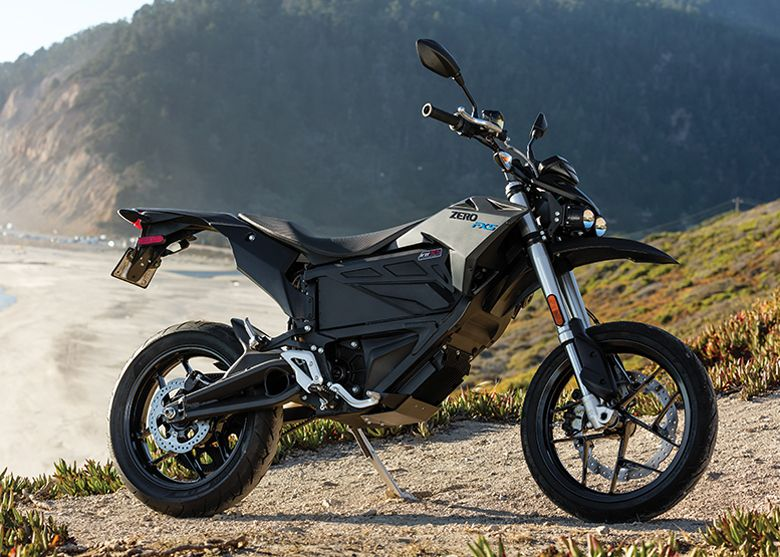 Review Price Specs 2017 Zero Fxs Electric Motorcycle Electric