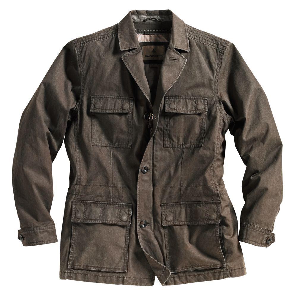 Men S Rugged Safari Travel Jacket Men S Fashion