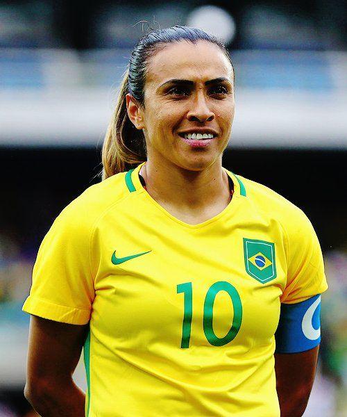 fa7ee97fe97dc Marta - Seleção Brasileira Feminina