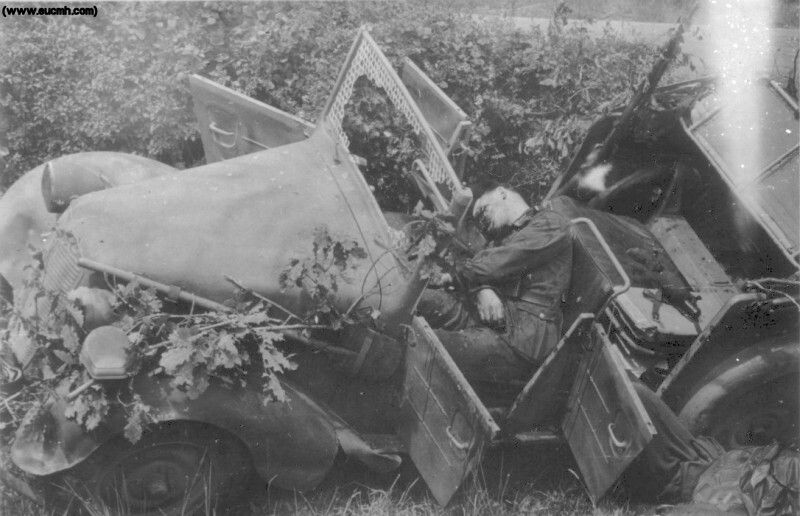 Normandy june 1944 - dead german driver, pin by Paolo Marzioli