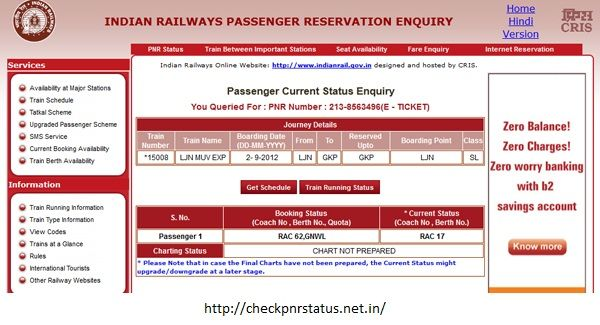 Pin On Pnr Status Check