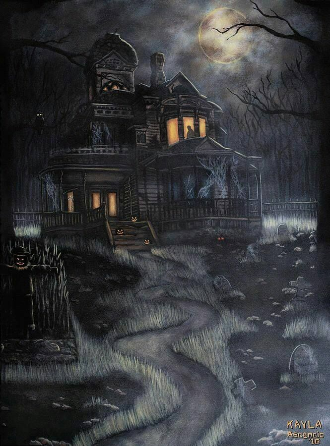 Pin By Misscheriemariestyle On Halloween Halloween House Halloween Haunted Houses Halloween Pictures
