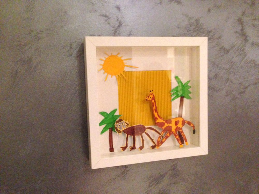 Personalised presents with Ribba frames   Ikea hackers, Shadow box ...