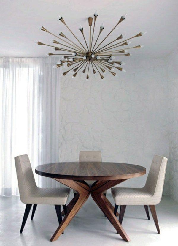107 idées fantastiques pour une salle à manger moderne Plafond