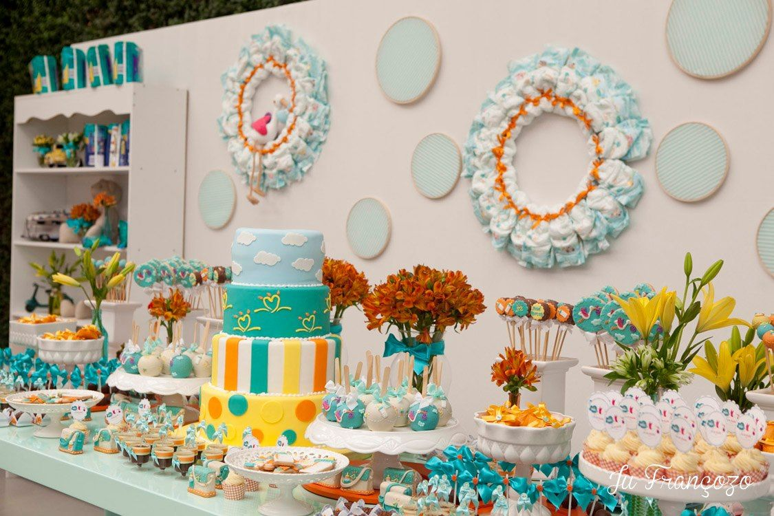 baby showers baby shower blue girl baby showers themed baby showers
