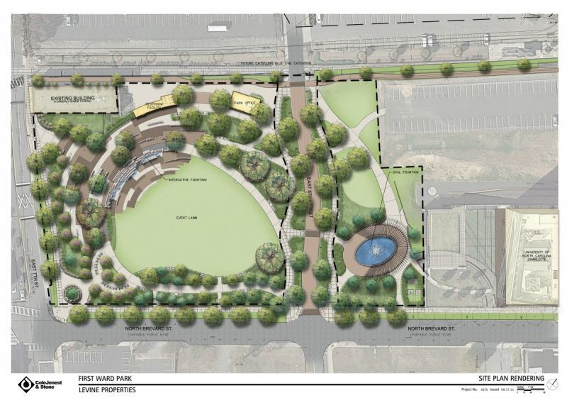City Park Design Is Getting More Ambitious Next City City Parks Design Parking Design Urban Design Plan