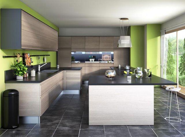 cuisines lapeyre s lection de mod les. Black Bedroom Furniture Sets. Home Design Ideas