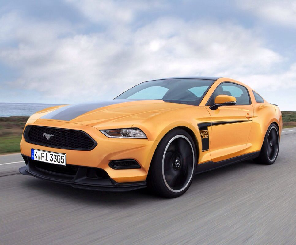 2015 Ford Mustang Boss 302 Cars Pinterest 2015 Ford Mustang