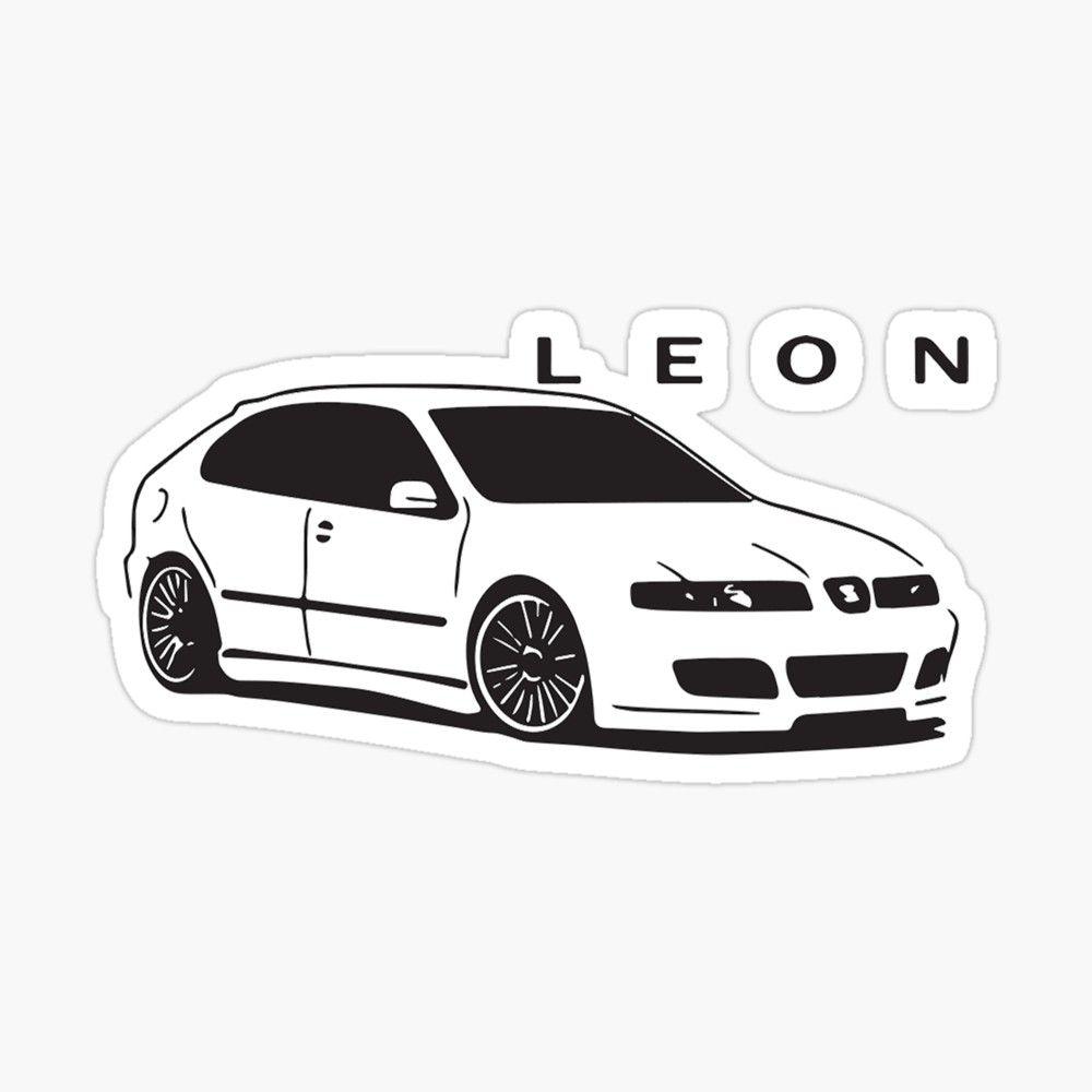 Seat Leon Mk1 Cupra Throw Pillow By Lowlifeofficial Seat Leon Designer Throw Pillows Mk1 [ 1000 x 1000 Pixel ]