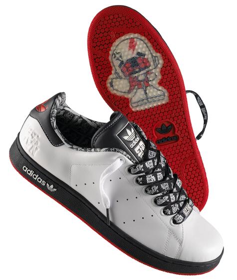 Rebaño Orden alfabetico Señora  Adidas Stan Smith x 123KLAN collection End to End fall winter 2007 | Dress  shoes men, Stan smith shoes, Graffiti clothing