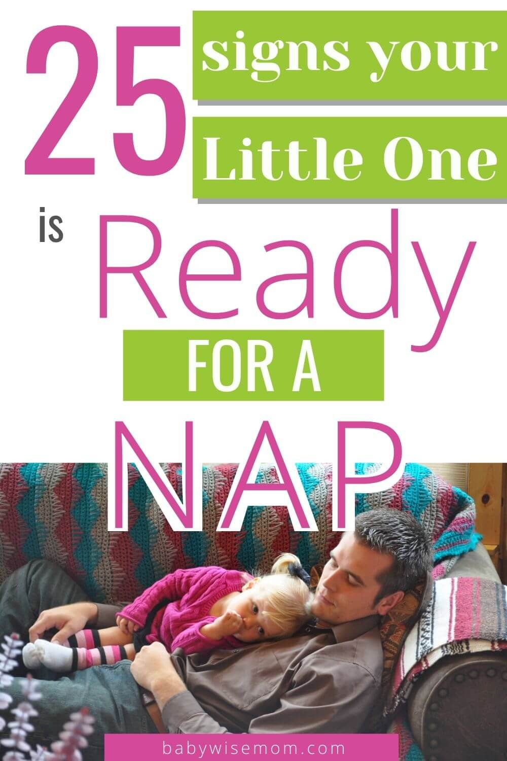 Baby sleep cues and how to get it right for your baby