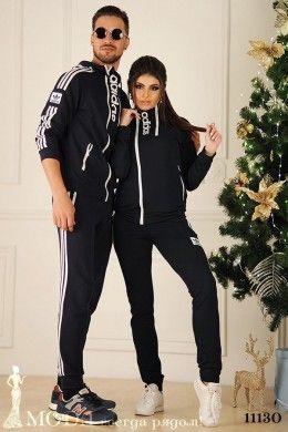 Спортивный костюм для пары 11130. Парные костюмы оптом.   Луки для ... 74323acf5f3